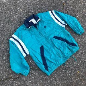 Vintage White Tag Nike Windbreaker
